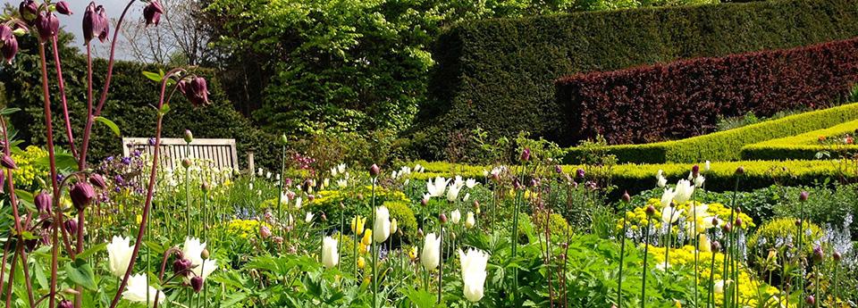 Perrycroft Garden - Perrycroft House and Garden